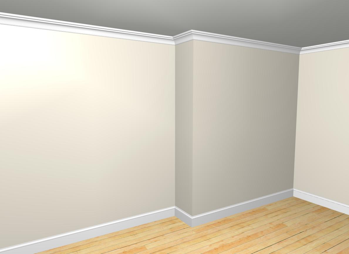 crown molding question or