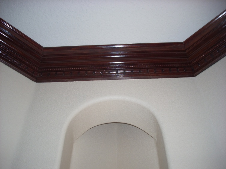 Colors Of Crown Molding And Chair Rail Jpg
