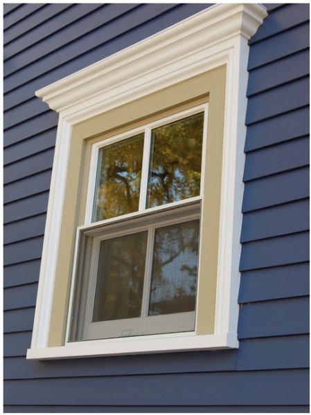 Flashing Window Crown Moulding Windows And Doors Diy