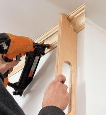 Crown Molding Backerboard Carpentry Diy Chatroom Home