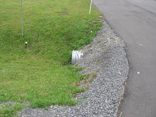 Driveway stone falling into ditch over culvert-culvert-002.jpg