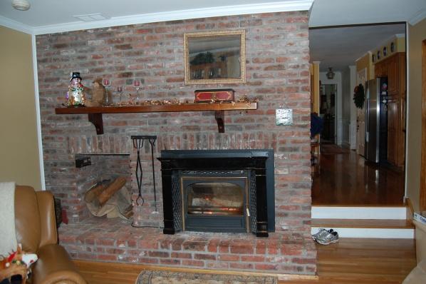 Fireplace Redo - Remodeling - DIY Chatroom Home Improvement Forum