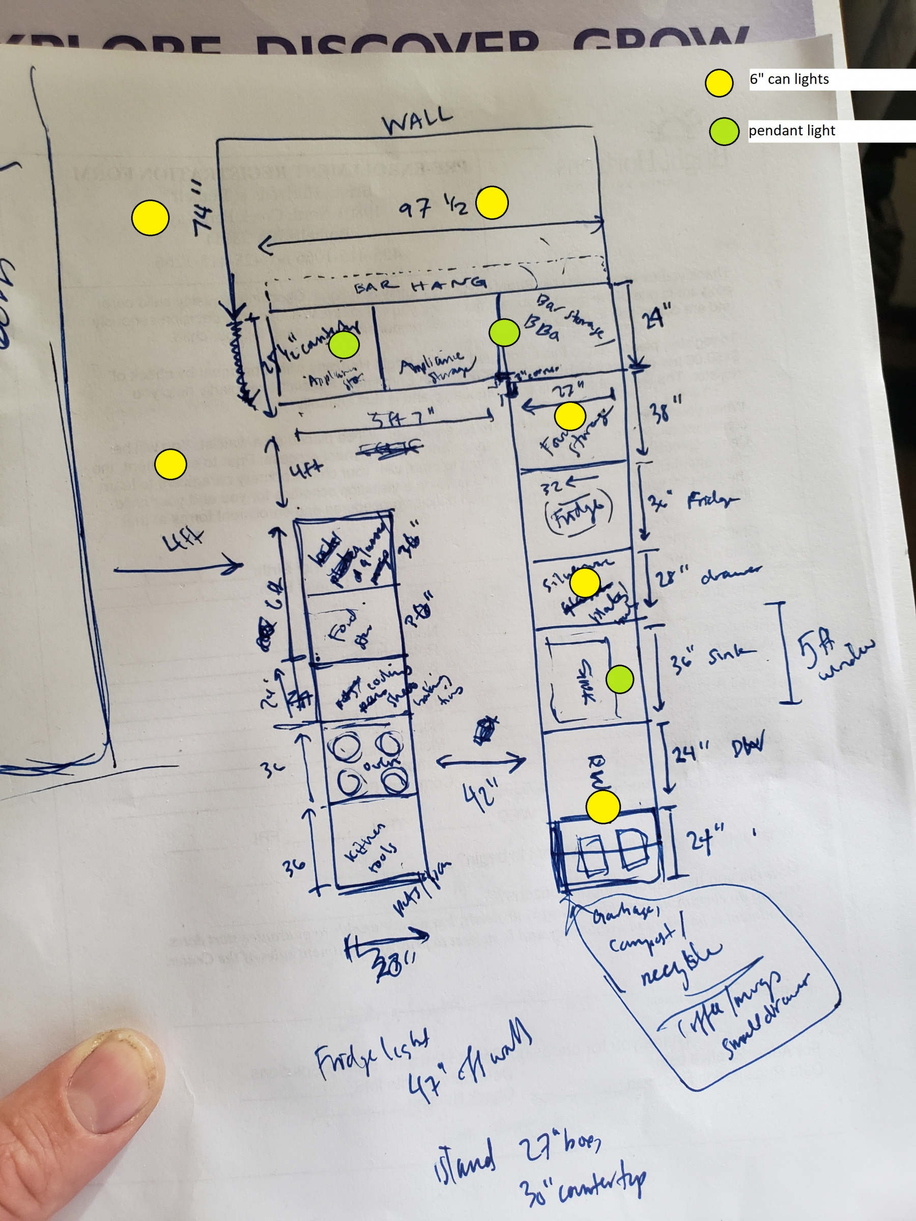 kitchen cabinet layout help needed  carpentry  page 3