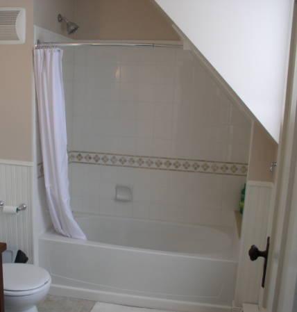 Shower Curtain / Door Ideas? - Plumbing - DIY Home Improvement ...