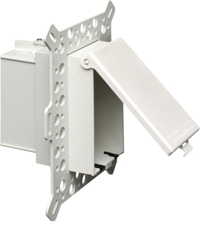 Mount Electrical Boxes In Exterior Stucco Wall. Dbvma1w Part 6