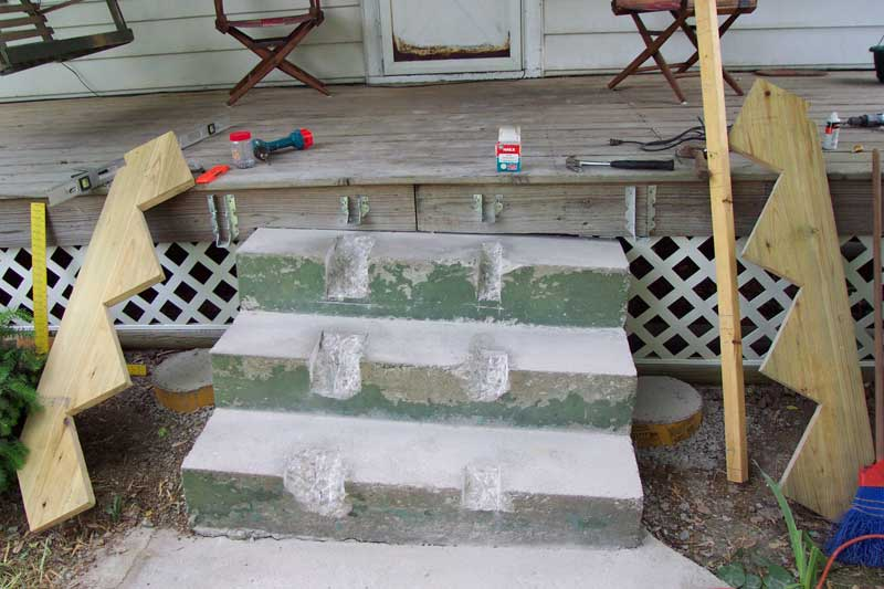 Repairing, Replacing, Or Covering Sinking Concrete Stairs Dcp_1186 ...