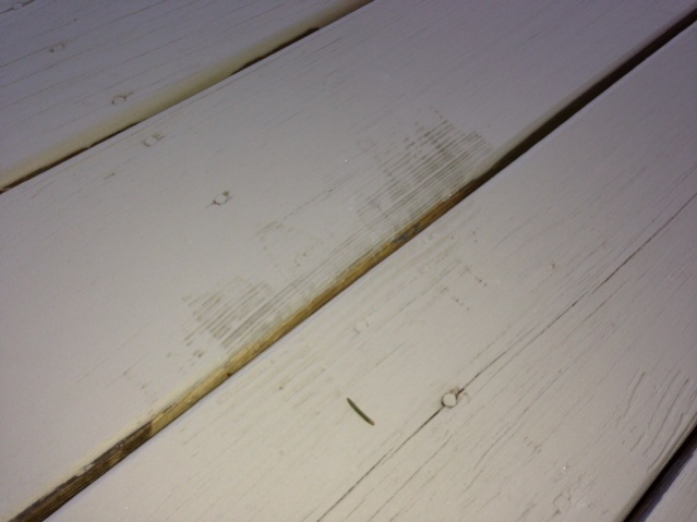 What can I use to fix the wood on this deck prior to staining?-deck.jpg