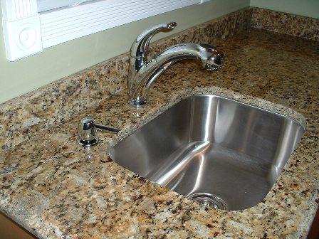 Double Handle Versus Single Handle Kitchen Faucet Plumbing Diy