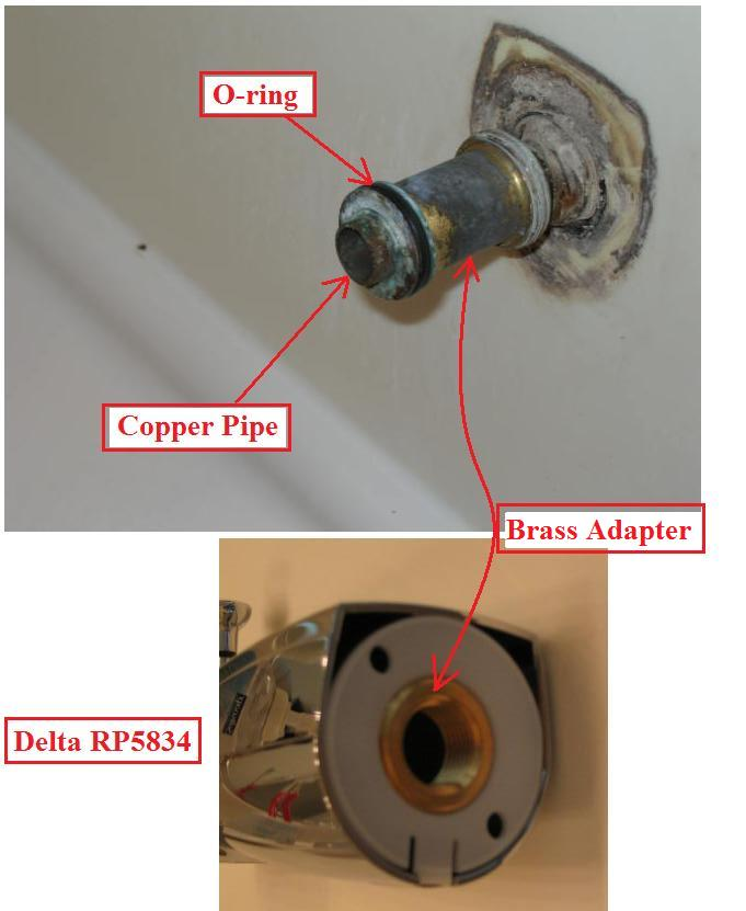 Delta Tub Spout Question - Plumbing - DIY Home Improvement ...