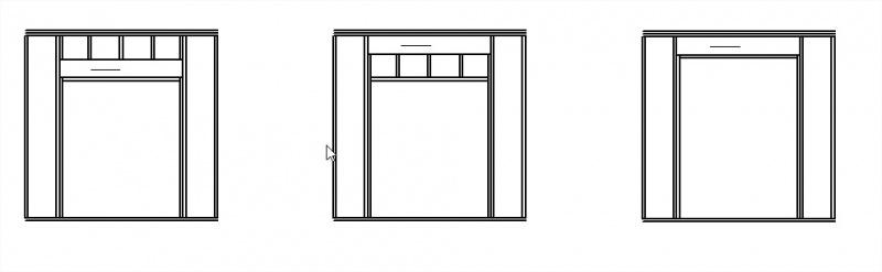 Create Door Opening In Load Bearing Wall Building