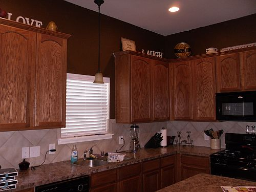 What color should my cabinets be if my walls are brown?-diy.jpg