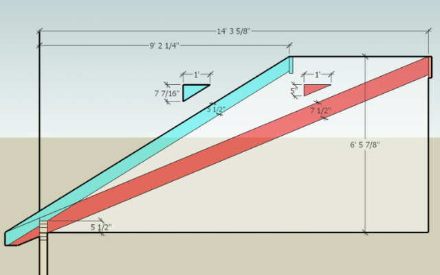 Unequal Pitch Roof Framing-diy-unequal-pitch-roof.jpg