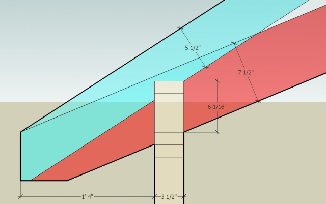 Unequal Pitch Roof Framing-diy-unequal-pitch-roof-plate-height-2.jpg