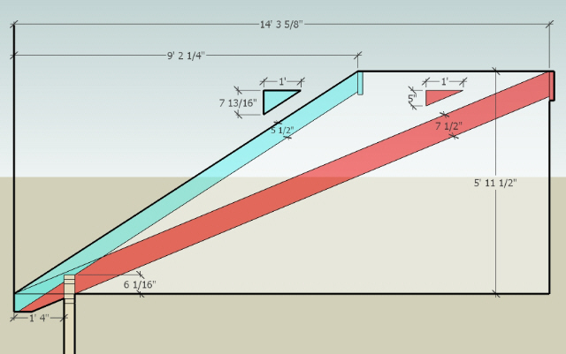 Unequal Pitch Roof Framing-diy-unequal-pitch-roof-section-2.jpg