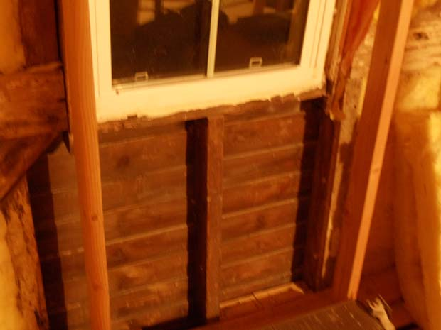 using come along to pull in wall-diy2.jpg