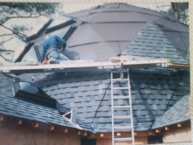 Custom Triangle Skylight Flashing Roofing Siding Diy
