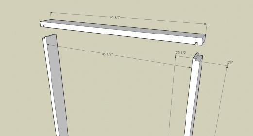 How Do You Build A Door Jamb Carpentry Diy Chatroom Home