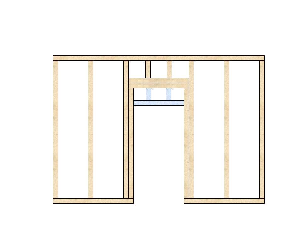 Framing An Interior Door Building Construction Diy Chatroom