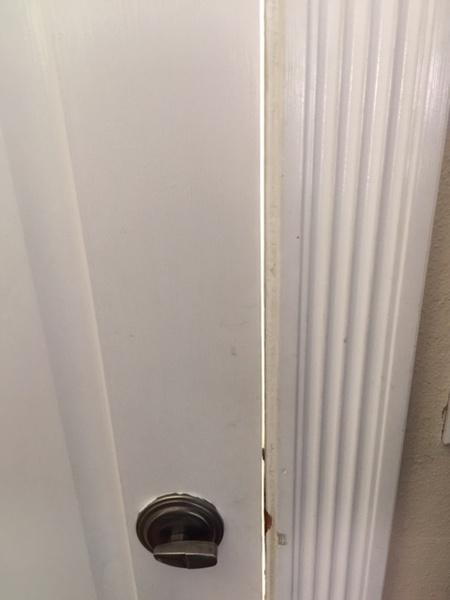 Sealing Air Gap Around Front Door Insulation Diy