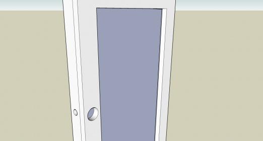 Deadbolt and Wood Trim question-door-hole-1.jpg