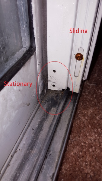 Sliding Door And Window Leaking Windows And Doors Diy