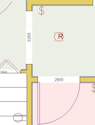 How Far To Put A Door From A Corner? Door