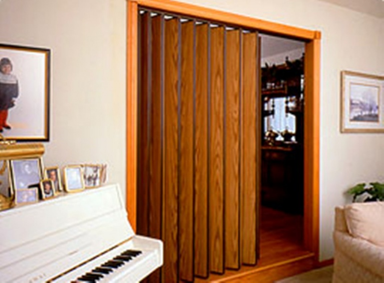 Great Moveable Wall (Partition) With Door. Door