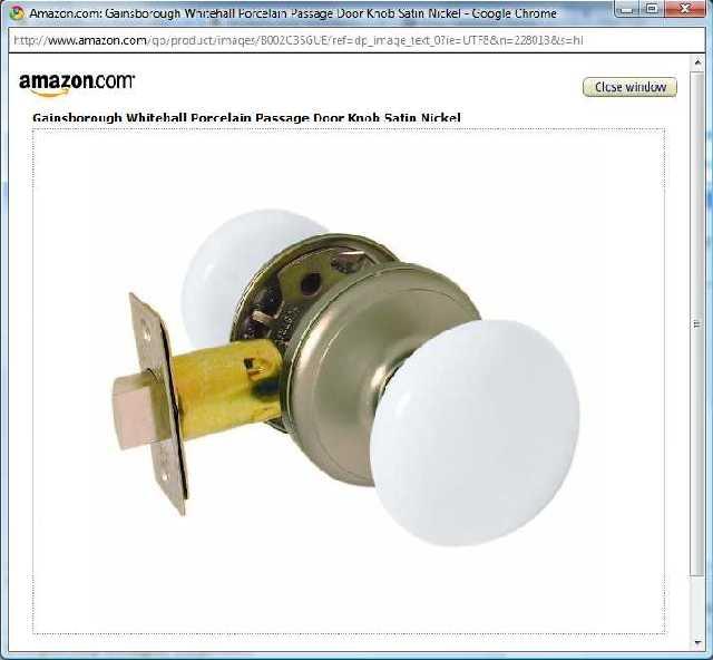 How To Remove Gainsborough Doorknob Carpentry Diy Chatroom Home