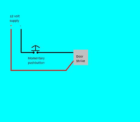 Electric door strike wiring help-door-strike-wiring.jpg  sc 1 st  DIY Chatroom & Electric Door Strike Wiring Help - Electrical - DIY Chatroom Home ...