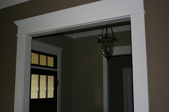 Door U0026amp; Window Trim / Casing Overhaul   Craftsman Style Doortrima