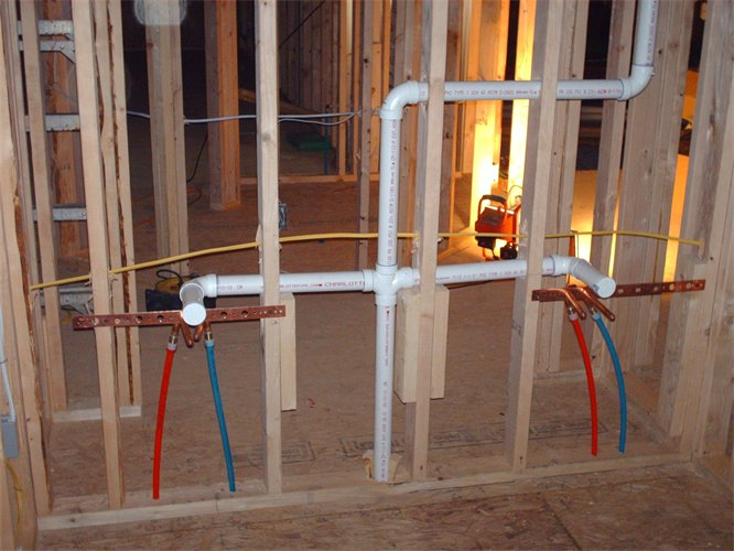 Plumbing Renovation Plumbing Diy Home Improvement