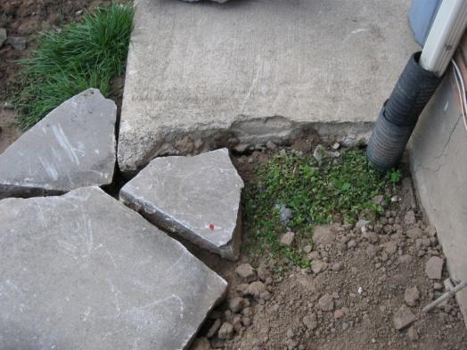 Eavestrough Drainage Problem-drain.jpg