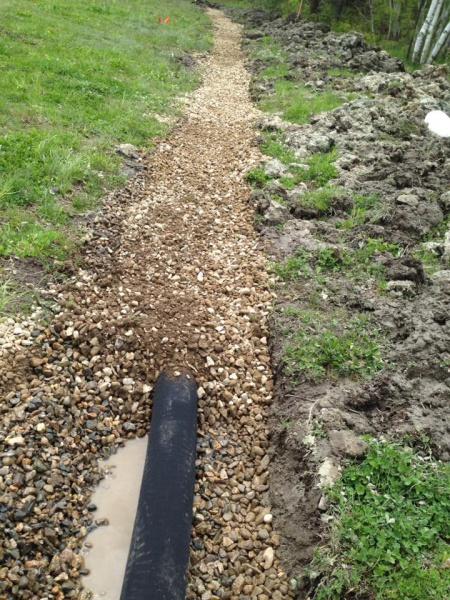 Landscape/Hardscape Project for WET Backyard-drain-pipe.jpg