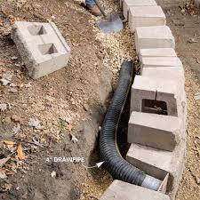 Retaining Wall Drainage Landscaping Amp Lawn Care Diy