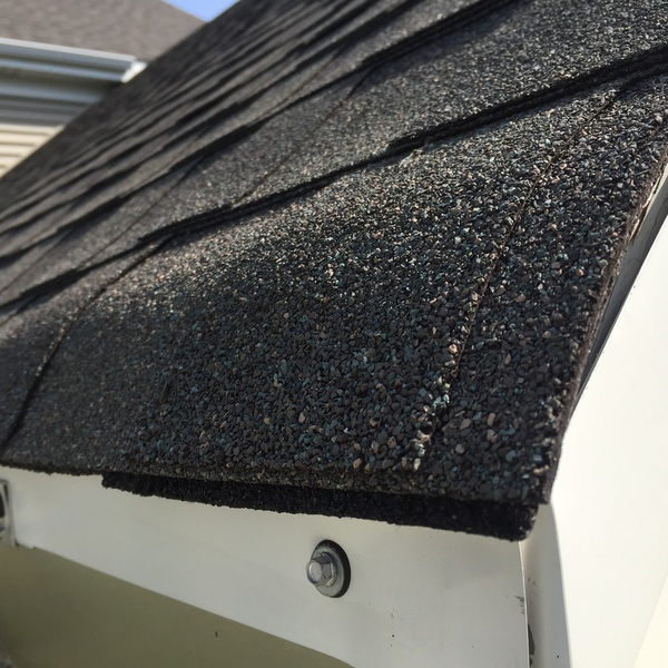 Shingles Curling By Gutter Why And How To Fix Roofing