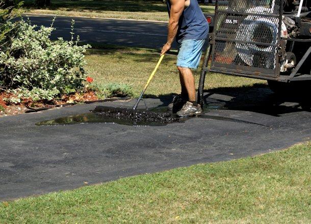 How to Repair Your Asphalt Driveway