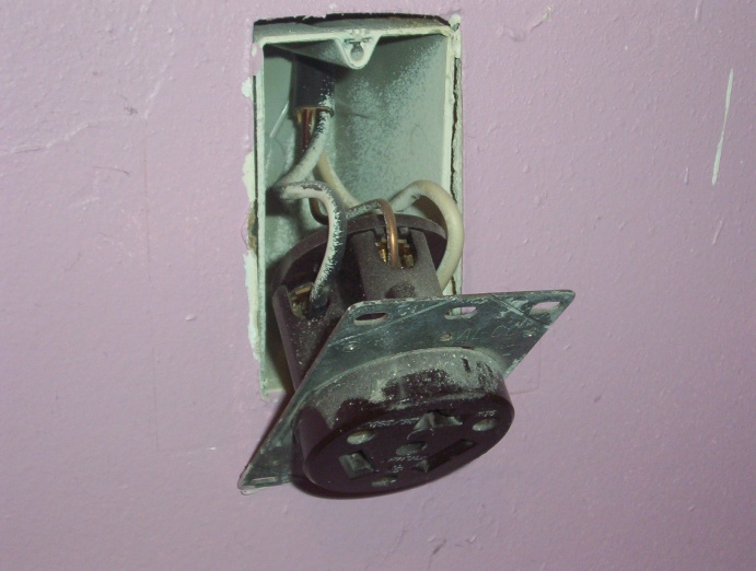 Dryer Outlet - Electrical