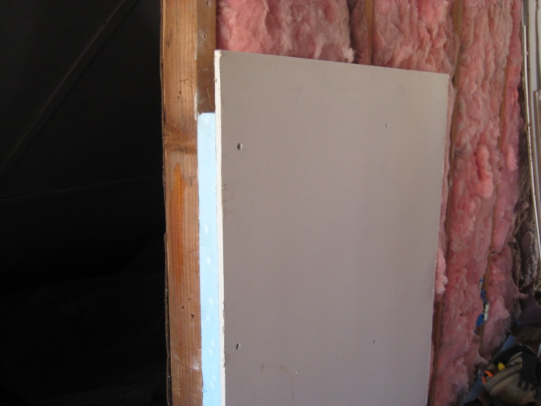 Drywall Over 1 1 5 Quot Rigid Foam Drywall Amp Plaster Diy