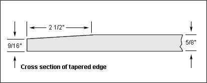 Finishing A Drywall Ceiling Edge Jpg