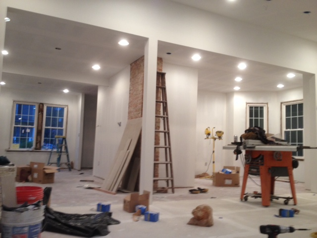 NJ Colonial - Family Remodel-drywall.jpg