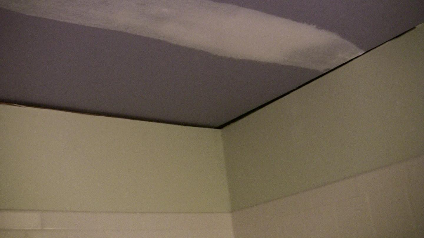 OK moisture barrier? -- Painted, caulked moulding instead of tape/spackle-drywall-left-part-1.jpg