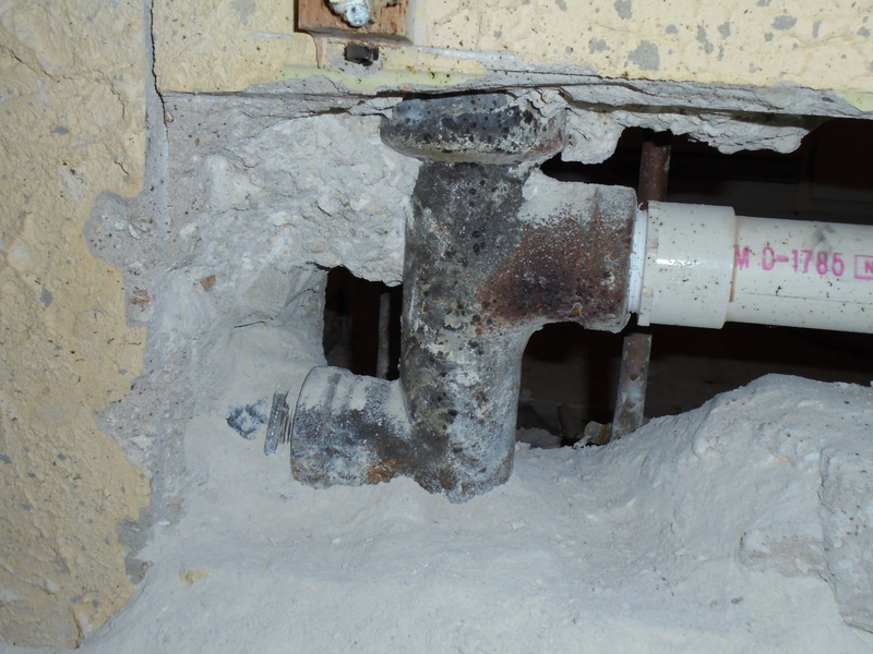 Should I Replace the Cast Iron Drains and Run New Supplies in the Attic?-dsc00005.jpg