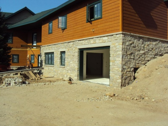 What is best way to build a detached 24x24 39 garage with a for Basement under garage