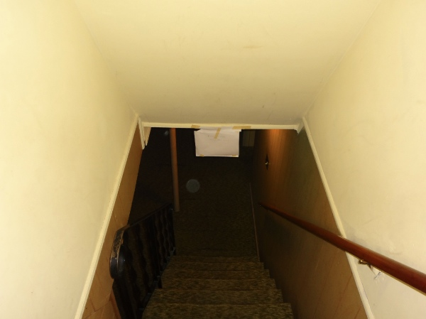 Basement Stair Ceiling Odd Building Amp Construction Diy