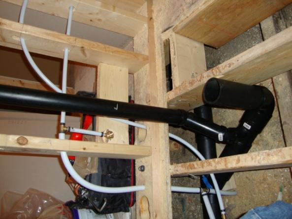 Plumbing Check Vent | Mobile Home Repair