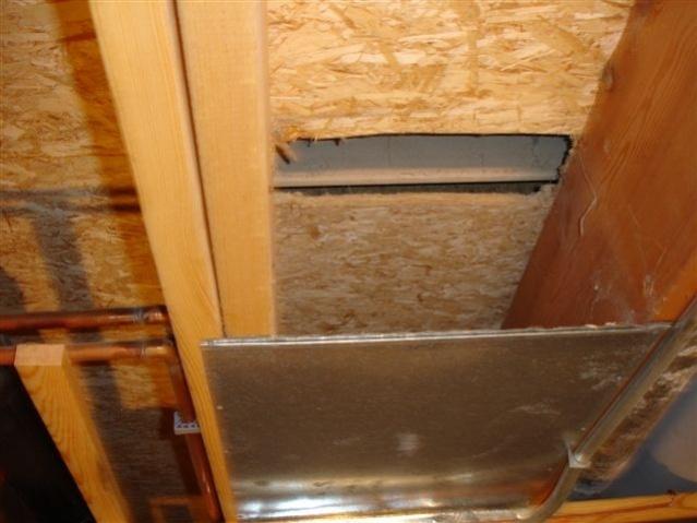 Properly Sealing Hvac Duct Work Hvac Diy Chatroom Home