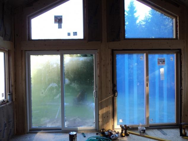 Trapezoid Window Blinds Interior Decorating Diy