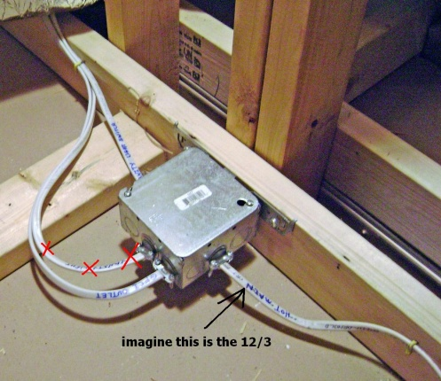 Convert 12/3 To Two 12/2s - Electrical - DIY Chatroom Home ...
