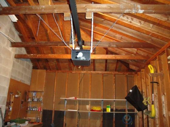 Insulating Garage Adding Attic Building Construction Diy
