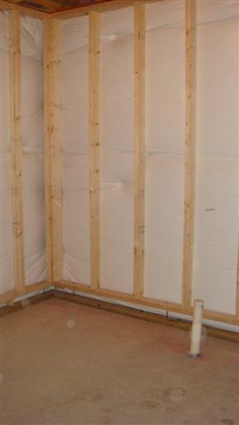 How do you install a walk-in shower in a basement with floating walls?-dsc03775-small-.jpg
